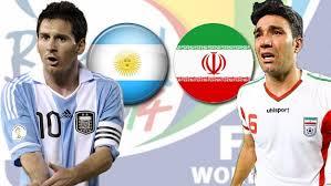 Argentina VS. Irán